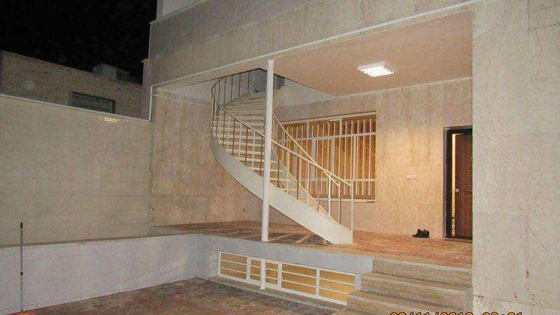 بازسازی ساختمان موسسه/آذر95