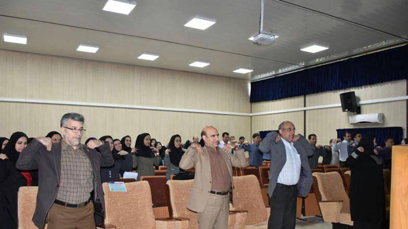 آموزش پیشگیری از سرطان در ادارات و سازمانها قدمی نو از موسسه راه آسمان