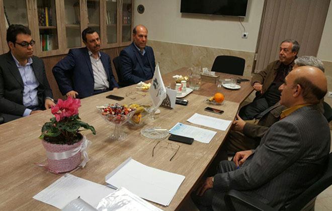 تشکیل هشتمین جلسه کمیته فنی مهندسی
