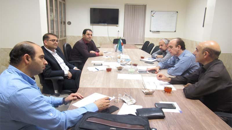 برگزاری جلسه هئیت مدیره 1 مهر 97