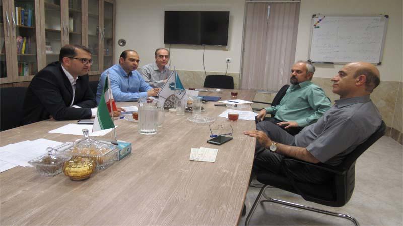 برگزاری جلسه کمیته برنامه ریزی در موسسه راه آسمان 20 شهریور
