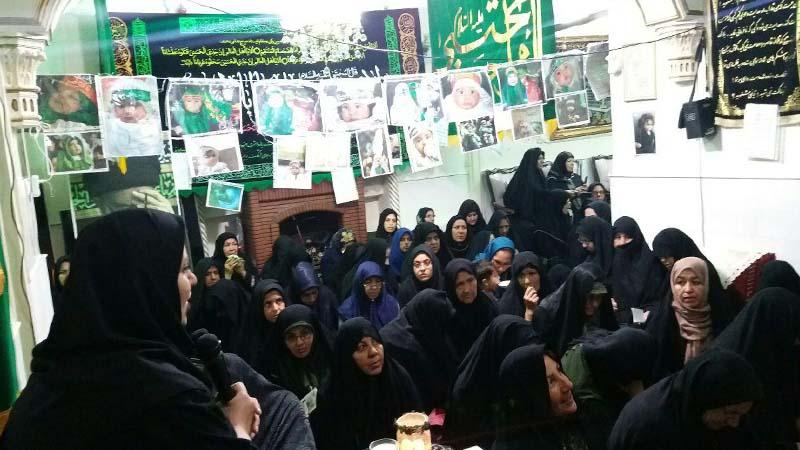 برگزاری جلسه آموزشی راه آسمان در محفل مذهبی 7 مهر 97