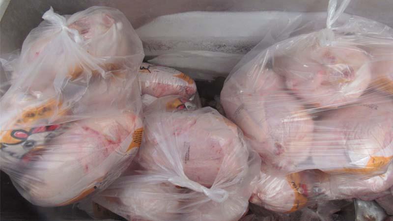توزیع60 عدد مرغ نذری همیار راه آسمانی به مناسبت ماه محرم