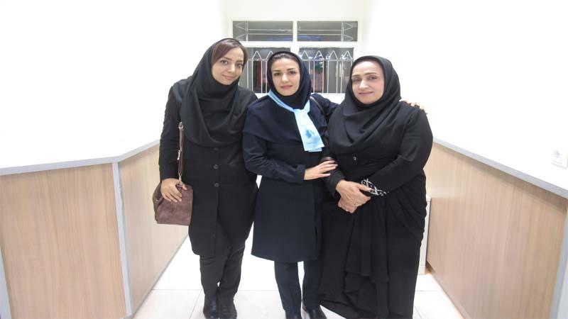 حضور ماما های محترم و داوطلب راه آسمانی در همایش ملی سرطان پستان 26 مهر