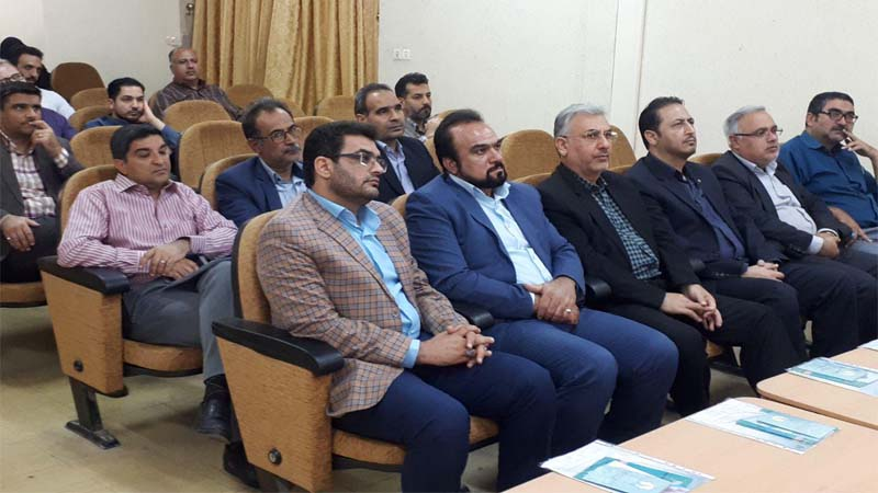 برگزاری جلسه آموزش و پیشگیری از سرطان توسط راه آسمان در اداره ثبت اسناد16 مهر 97