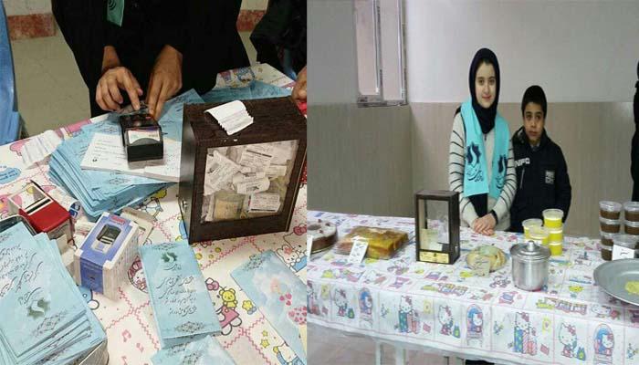برگزاری نخستین جشنواره غذای سالم در شاهرود به همت همیاران راه آسمان و جمعیت هلال احمر شاهرود
