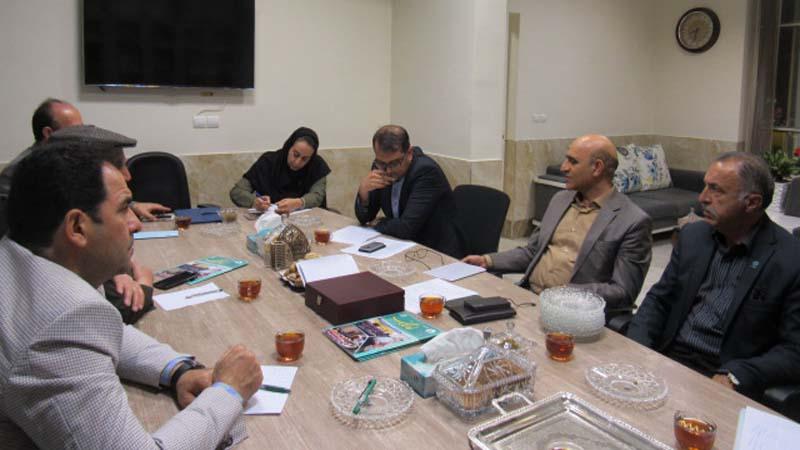 اولین جلسه کمیته توسعه راهبردی در سال 98