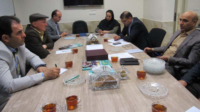 نخستین جلسه کمیته مدیریت توسعه مشارکتها در سال 98