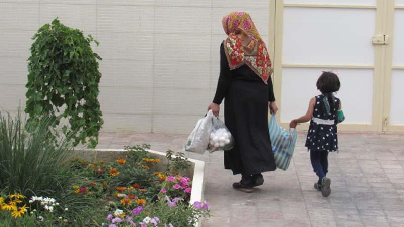 سبدکالای ماه رمضان به خانواده های تحت پوشش توزیع شد.