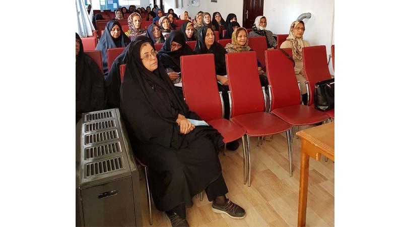 برگزاری کارگاه آموزش پیشگیری از سرطان در کانون بازنشستگان آموزش و پرورش شاهرود