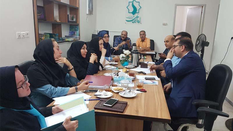 گزارش تصویری از جلسات مدیریت توسعه مشارکتها و واحد قلک در سه ماهه نخست سال 98