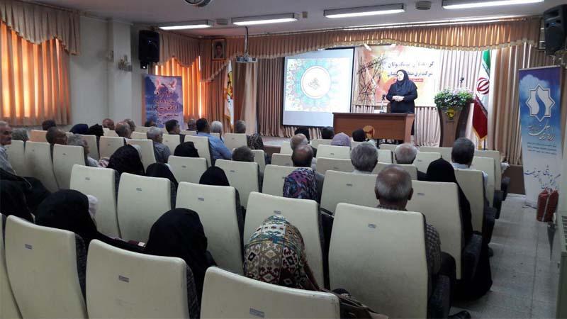 """""""کارگاه آموزشی در مدیریت توزیع برق شهرستان سمنان"""""""