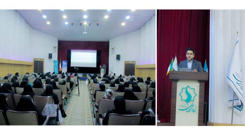 سخنرانی جناب آقای دکتر سرابی؛متخصص آنکولوژی در ارتباط با سرطان پستان