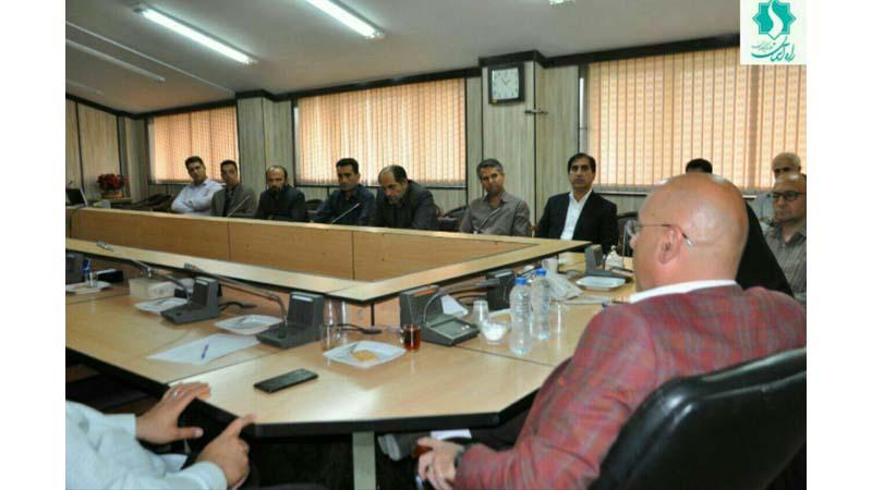برگزاری کارگاه آموزشی بنیاد نیکوکاران راه آسمان شاهرود با حضور جناب دکتر محمدی