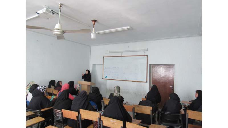 برگزاری کارگاه آموزشی راه آسمان برای اولیاء دانش آموزان مدرسه حامی