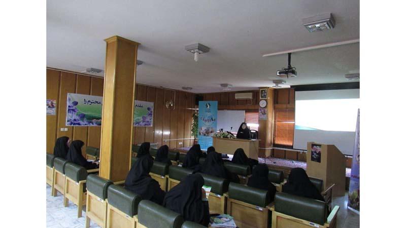 برگزاری کارگاه آموزشی راه آسمان در سازمانصنعت، معدن و تجارت استان سمنان