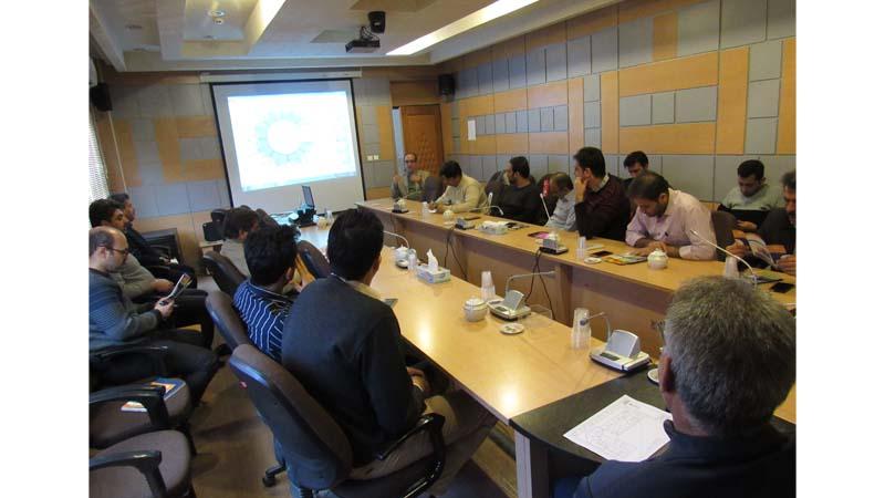 برگزاری جلسه آموزشی راه آسمان برای پرسنل اداه نوسازی مدارس استان سمنان