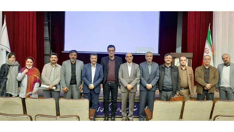 برگزاری جلسه کمیته فنی مهندسی بنیاد راه آسمان در مرکز پزشکی هسته ای