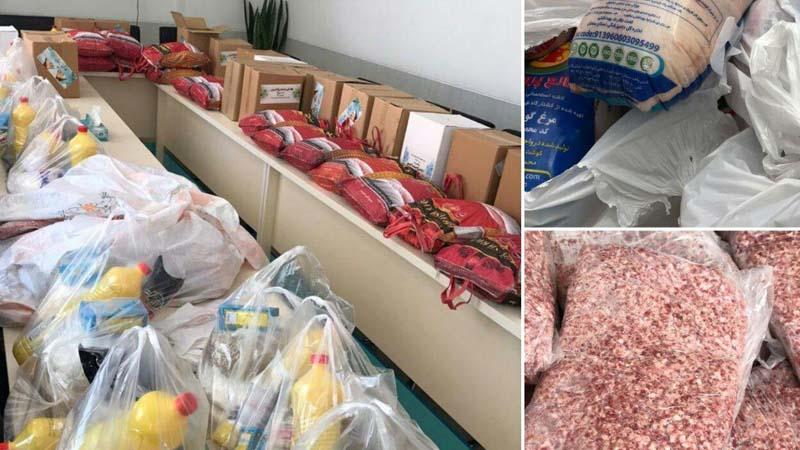 توزیع 55 بسته حمایتی و بهداشتی در میلاد امام حسن مجتبی(ع) به خانواده های تحت پوشش بنیاد شاهرود