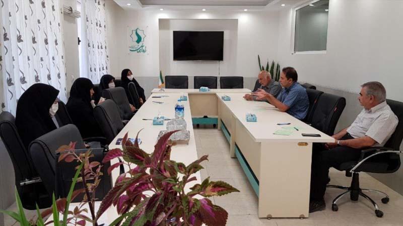 همکاری و تعامل موسسات خیریه با بنیاد نیکوکاران راه آسمان دفتر شاهرود