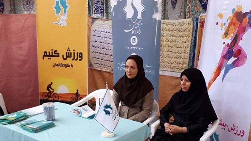 برگزاری جلسه آموزش و پیشگیری از سرطان در مسجد سیدالشهداء 97/2/27