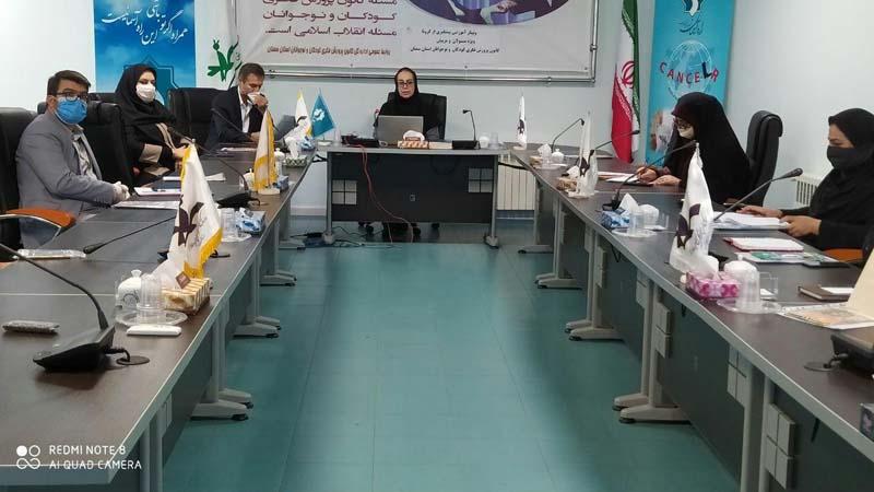 جلسه آموزشی راه آسمان در کانون پرورش فکری کودکان و نوجوانان استان سمنان