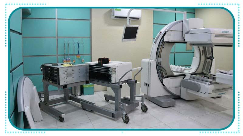 ارتقاء تجهیزات پزشکی هسته ای راه آسمان